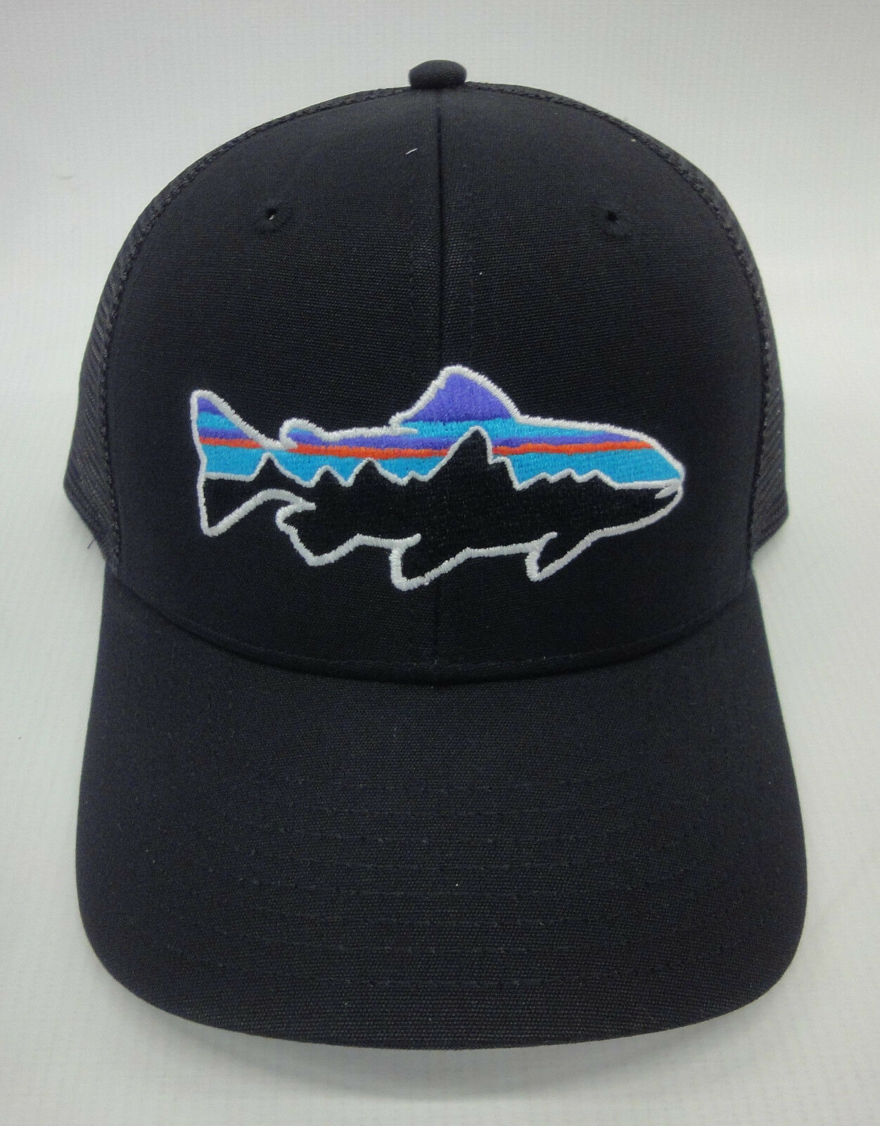 ... UPC 888336467229 product image for Patagonia Mens Fitz Roy Trout  Trucker Snapback Cap hat 38008 a1a6e434adad