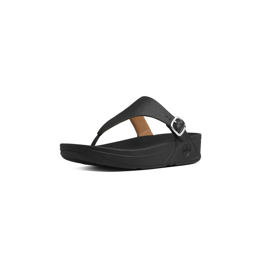 ac7888957 Details about FitFlop The Skinny Womens Toe-post Sandals