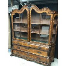 Antique French Marquetry Hutch From The Estate Of Avery Brundage c.1765
