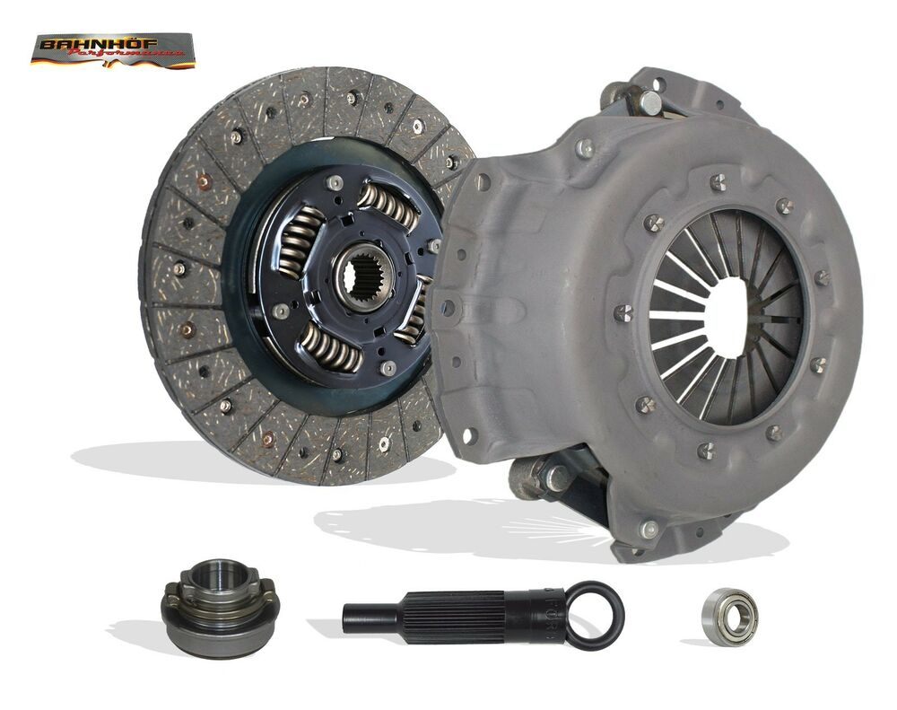Clutch Kit Bahnhof For 78 98 Dodge Conquest Mitsubishi Starion Plymouth Arrow 689394166211 Ebay