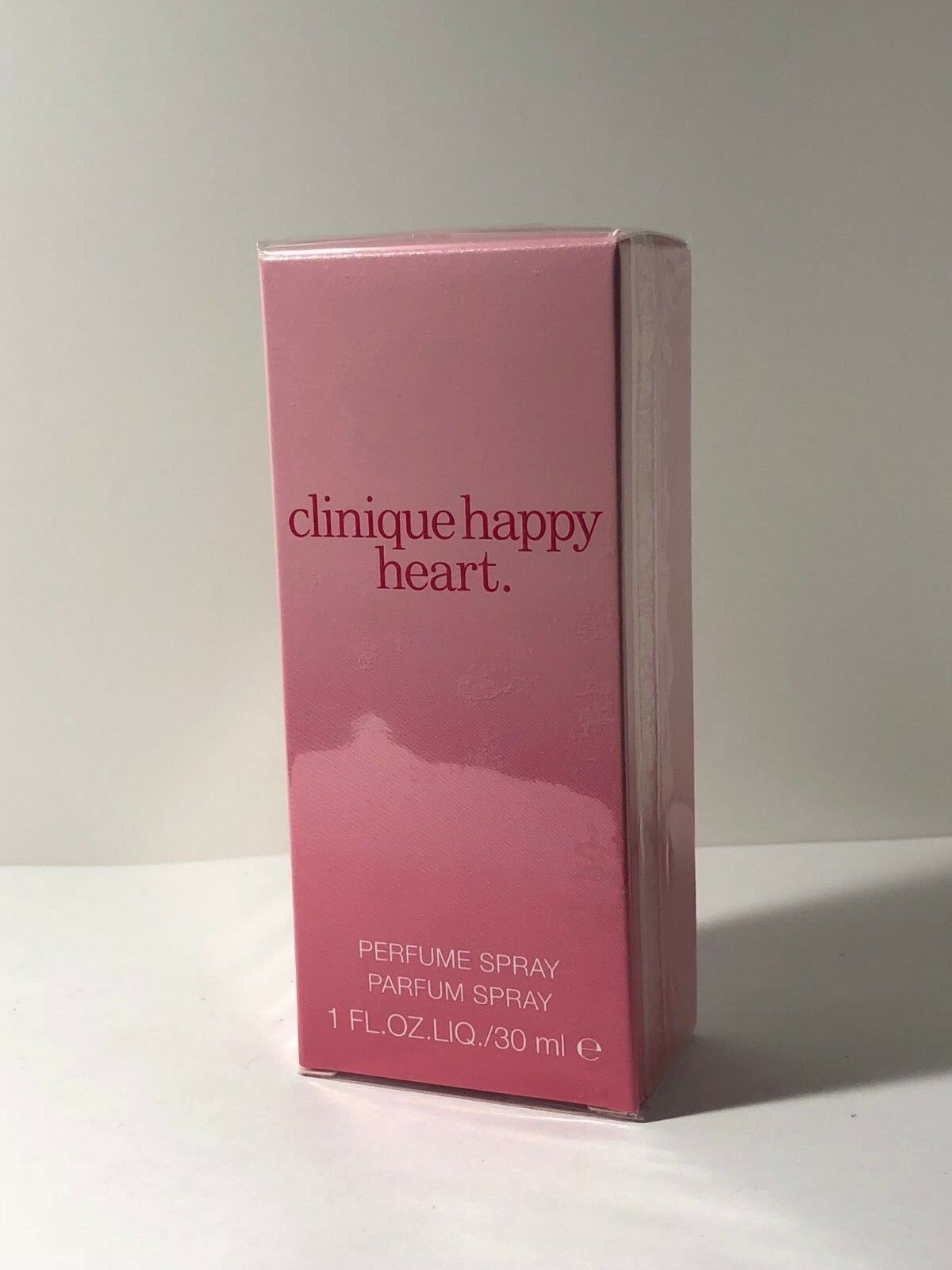 Upc 020714215507 Happy Heart By Clinique For Women Parfum Spray 1 Perfume Product Image 1oz 30ml In