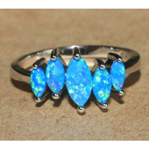 blue-fire-opal-ring-gemstone-silver-jewelry-size-75-modern-abstract-cocktail-vv