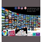 IPTV SUBSCRIPTION 1 Month 6500 + LiveTV + VOD + PPV  / IPTV STABLE No Glitch