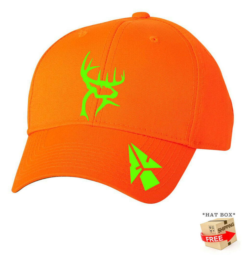 Hunter Hunting Size Matters Buck Deer Camouflage Embroidered Cap CAP893 Hat