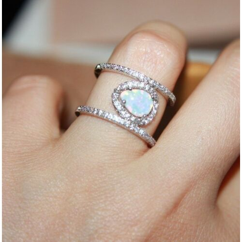 fire-opal-cz-ring-gemstone-silver-jewelry-65-725-rare-engagement-wedding-band-