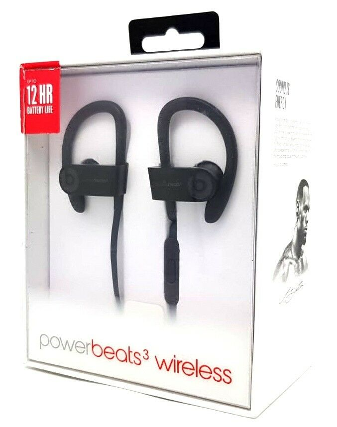53e1890dd86 ... Ear-hook Headphones UPC 888462602617 product image for Free Shipping Beats  By Dre Powerbeats 3 Wireless 12hr/ Battery