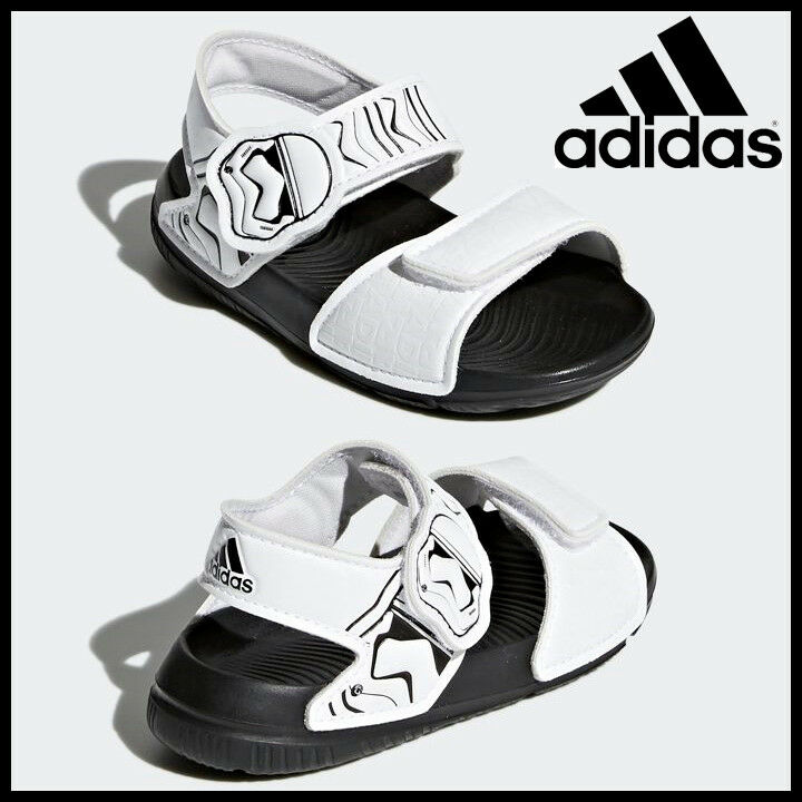 0e1d3b9ebb7d8 ADIDAS STAR WARS AltaSwim I Infant Girls-Boys Kids Unisex SANDALS Shoes  3K-8-9K
