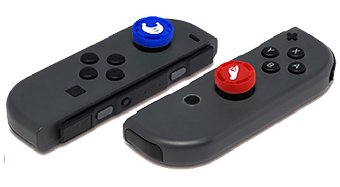 Silicone Thumb Stick Grip Joystick Cover Nintendo Switch