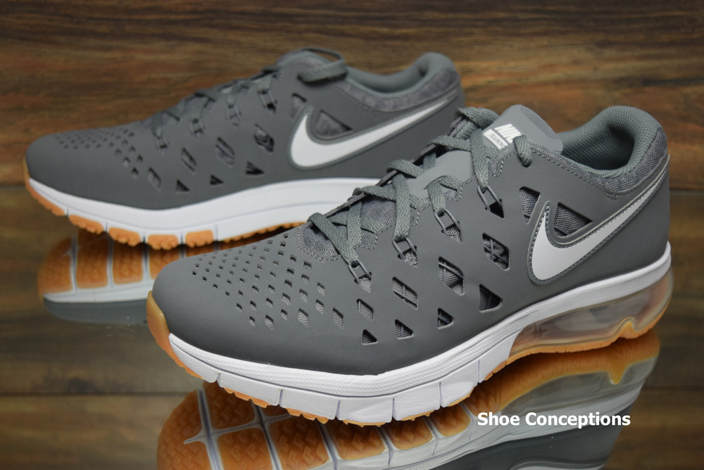 f012800c72 Details about Nike Air Trainer 180 Grey White 916460-002 Running Shoes Men's  Multi Size