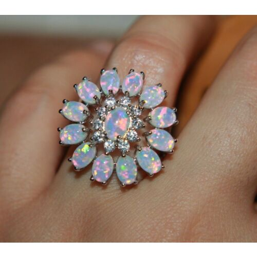 fire-opal-cz-ring-gemstone-silver-jewelry-675-evening-cocktail-engagement-band