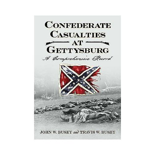 confederate-casualties-at-gettysburg-a-comprehensive-record-4-volume-set