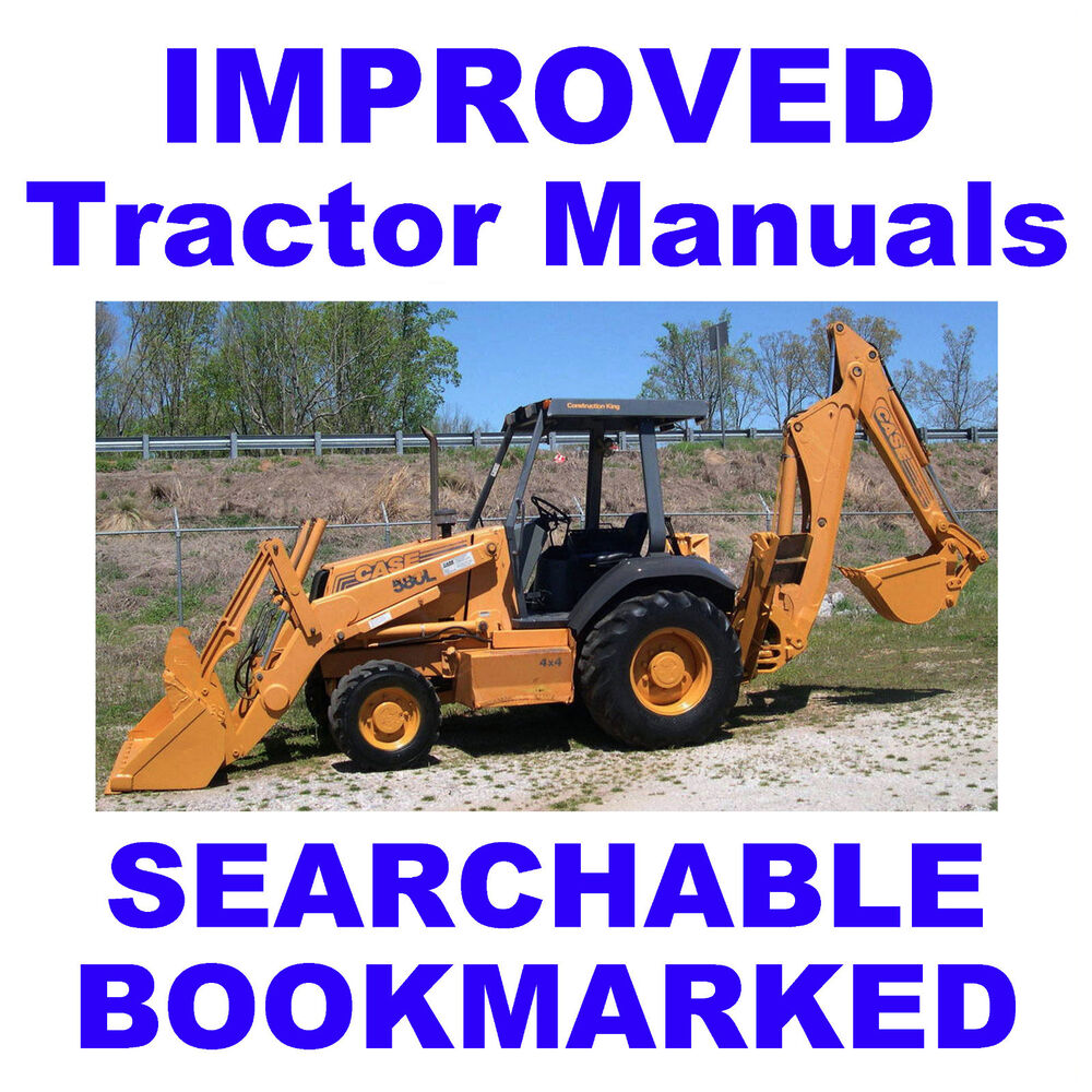 Case 580L, 580SL, 590SL, 580 590 Super L Series 2 Loader Backhoe Operator  Manual | eBay