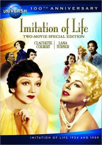 IMITATION OF LIFE (Region 1 DVD,US Import,sealed)