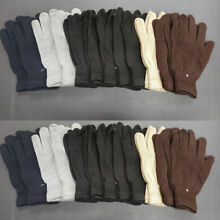 12 pairs  Men's Women Warm Winter Magic Knit Knitted Casual Gloves Thermal Lots