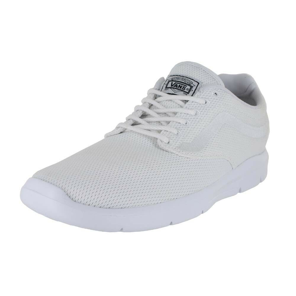 9e0f0bf413e1 Details about VANS ISO 1.5 MESH TURE WHITE MENS US SIZES