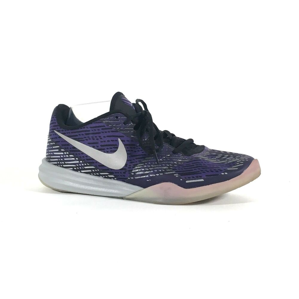 Details about Nike KB Kobe Bryant Mentality Size 9.5 Court Purple  Basketball Shoes 704942-502 244c70e5f