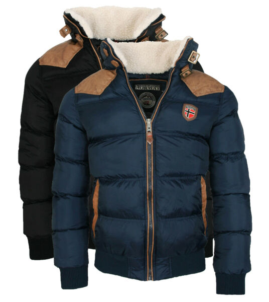 Giacca Giubbotto Abramovitch Geographical Norway Jacket Uomo Men SP215H/GN