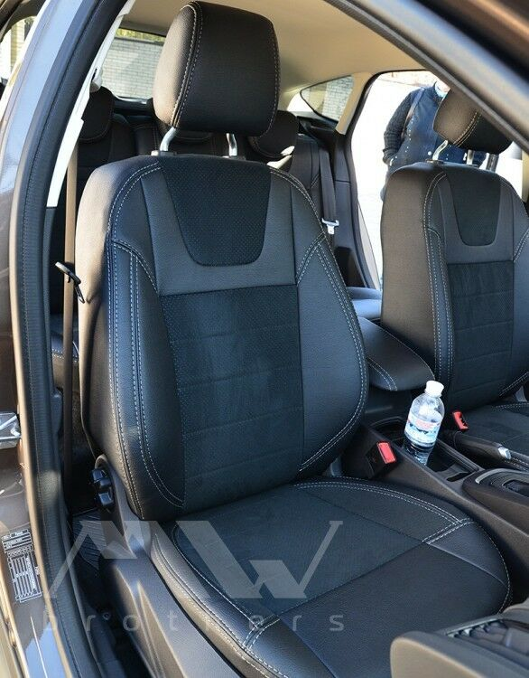 Details About Seat Cover Premium Leather Interior Personal Stylish Ford Focus Iii 2017