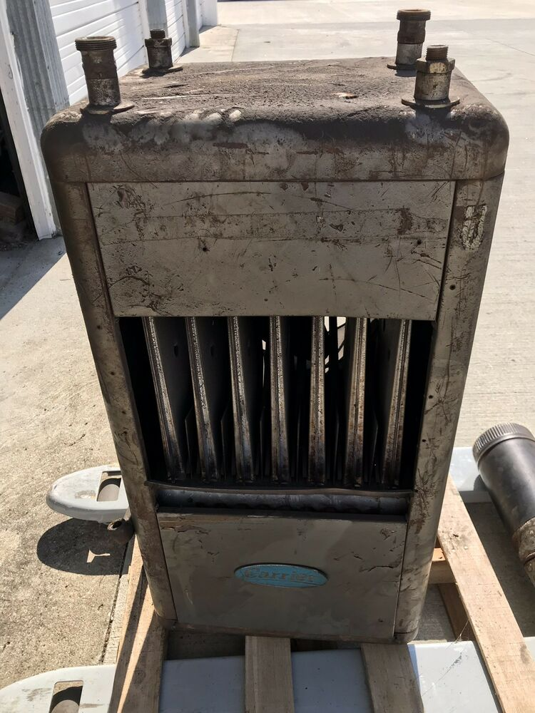 Carrier Commercial Hanging Gas Furnace Heater Ebay