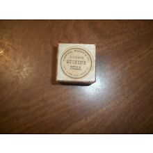 Antique Quinine Pill Box Caldwell & Massey, NY
