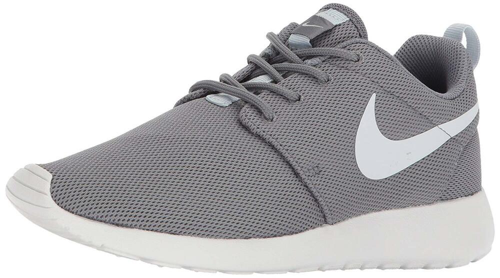 0ea86688c0e189 Details about New NIKE Roshe One Women s Running Shoes Cool Grey Pure  Platinum 844994-003