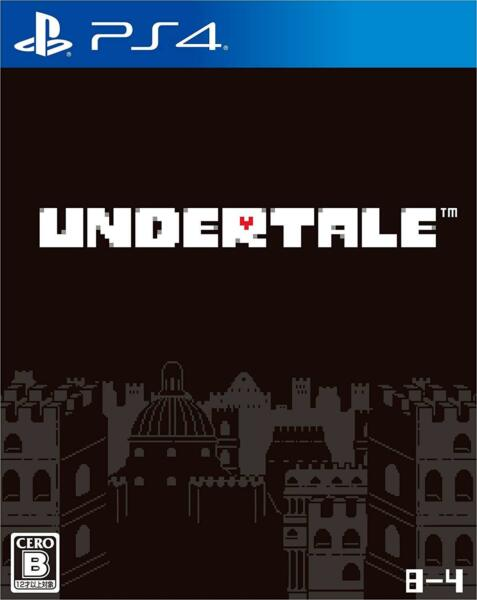 NEW PS4 UNDERTALE PlayStation 4 JAPAN OFFICIAL IMPORT