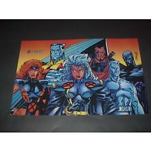 MARVEL COMICS X-MEN GOLD GROUP POSTER PIN UP JIM LEE