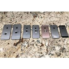 Wholesale Bulk Lot of 7 Apple iPhone 6S, 6 Plus, 6, and 5S!