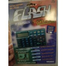 Vintage Flash Pc Companion Timex Data Link System New in Package