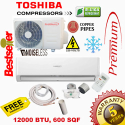 Kyпить 12000 BTU Air Conditioner Mini Split 16.9 SEER AC Ductless ONLY COLD 220V на еВаy.соm