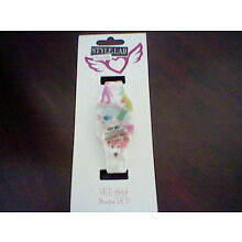 BRAND NEW GIRL' S STYLE LAB BY FASHION ANGELS WONDERLAND LED WATCH