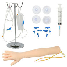 IV Practice Arm - Phlebotomy and Venipuncture Practice Arm for Nurse Training