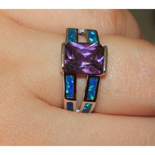 fire-opal-amethyst-ring-silver-jewelry-sz-55-6-75-cocktail-engagement-band