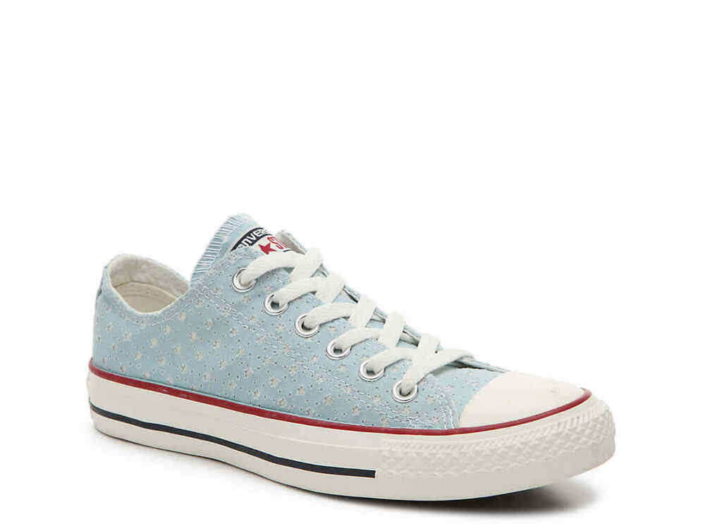 49eb8371908b Details about Converse Chuck Taylor All Star Perforated Ox Unisex Sneakers  M 10 W 12 (160516F)