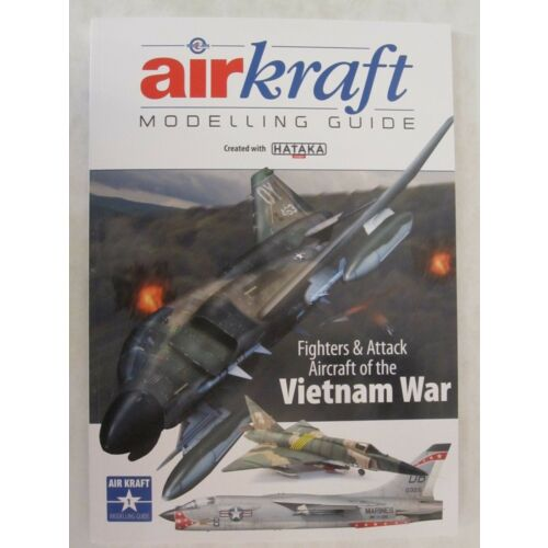 sam-publ-airkraft-modelling-guide-fighters-attack-aircraft-of-the-vietnam