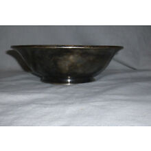 Smith Silver Co Bowl Silverplate