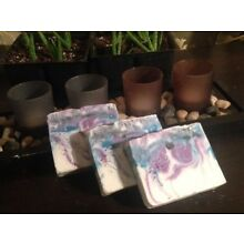 Homemade Soap: Lovely  Lavender w/ Shea Butter and coconut oil