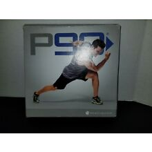 P90 HOME DVD WORKOUT FITNESS 4 DISCS MISSING 1 DISC