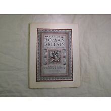 Map of Roman Britain, Third Edition. Published by The Ordnance Survey.