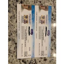 Enfamil Infant Formula coupons/checks $10 Total (Two $5) EXPIRES 02/28/2019