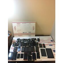 Lot of 10 Pounds Scrap Gold Recovery Cell Phones, Smartphones, Tablets