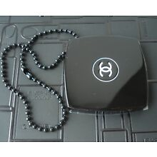 Chanel   pendant charm   small  mirror   VIP gift from Chanel  counter