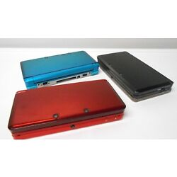 Kyпить Nintendo 3DS Systems w/charger bundle choose system color Free Shipping на еВаy.соm
