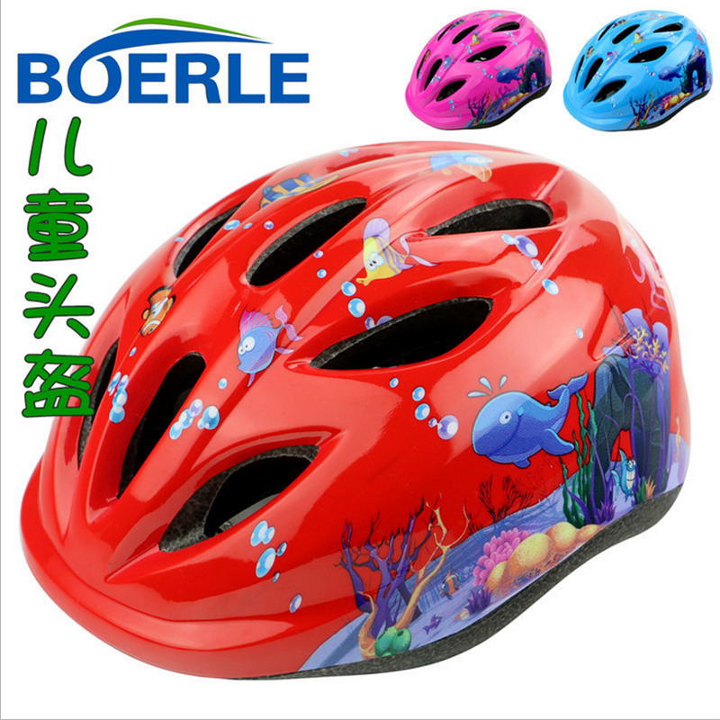 943a1aada73 Details about KIDS CHILDRENS BOYS GIRLS CYCLE SAFETY HELMET BIKE BICYCLE  SKATING 46-55 cm