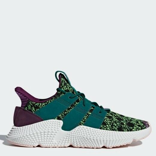 09a0a3489cb1 Details about New Adidas x Dragon Ball Z DBZ Prophere Shoes Sneakers -  Cell(D97053)