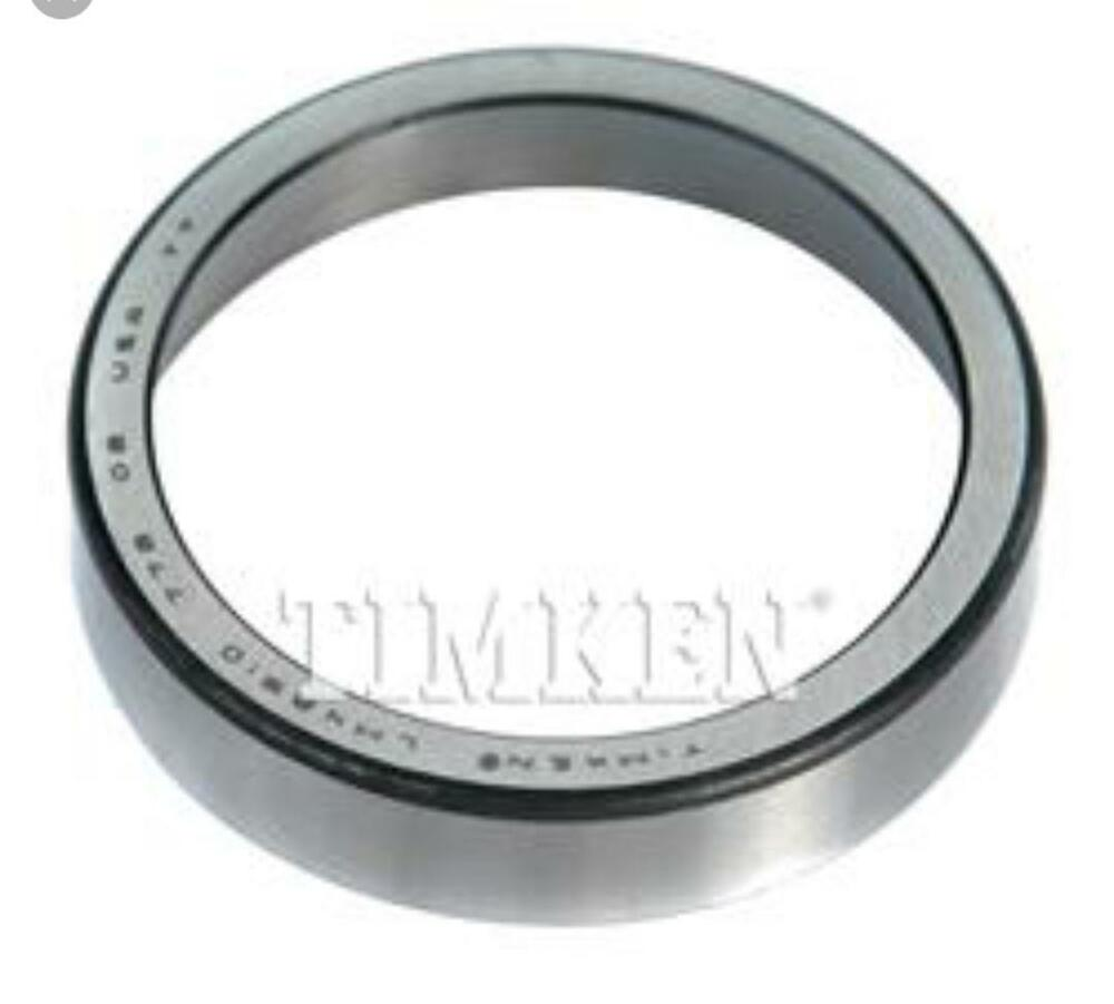 0.750 WIDTH TIMKEN 25520 TAPERED ROLLER BEARING CUP 3.265 OUTSIDE DIAMETER