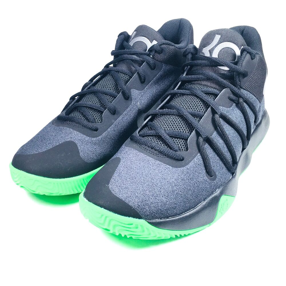 ef801fc525a6 inexpensive details about new nike kd trey 5 v black rage green kevin  durant 897638 003