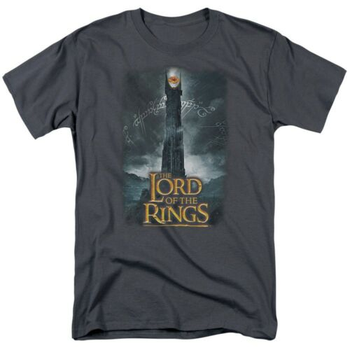 Lord of the Rings Always Watching T-Shirt Sizes S-3X NEW
