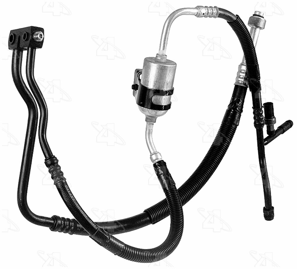 Factory Air By 4 Seasons Discharge Suction Line Hose Assembly