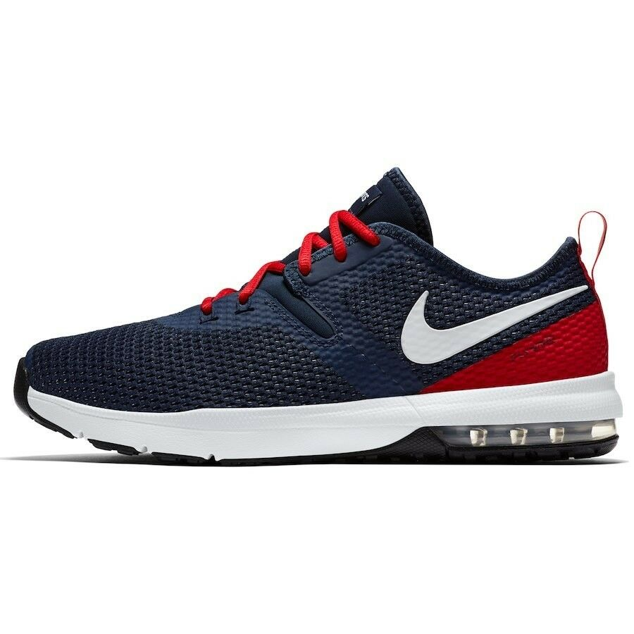 9c767fe3b3de Details about Nike Air Max Typha 2 Size 9 USA MEN s New England Patriots  Shoes Sneakers